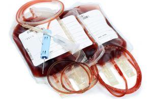 Obchod s krevní plazmou - ilustrační foto