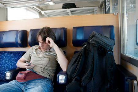 Cestujete-li na delších úsecích, vyplatí se jízdenka InterRailu.