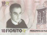 Fiorito, měna italského městečka Filletino.