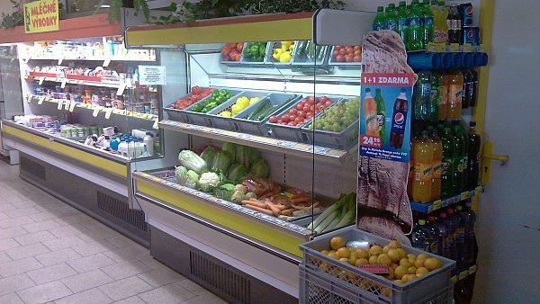 Ovoce a zelenina - ilustrační foto