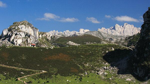 Pohoří Picos de Europa