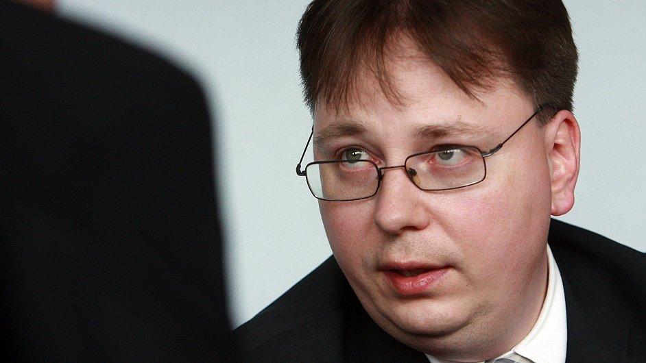 Martin Novák, finanční ředitel ČEZ