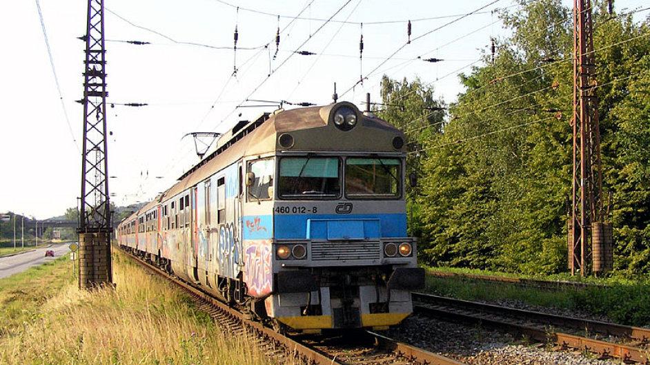 Elektrická jednotka řady 460 Českých drah