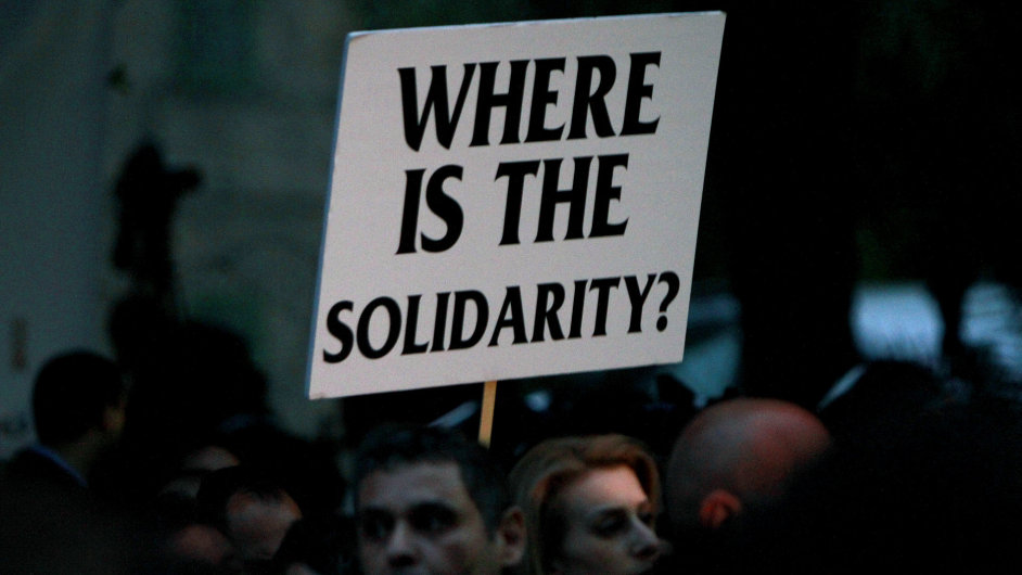 Protesty na Kypru