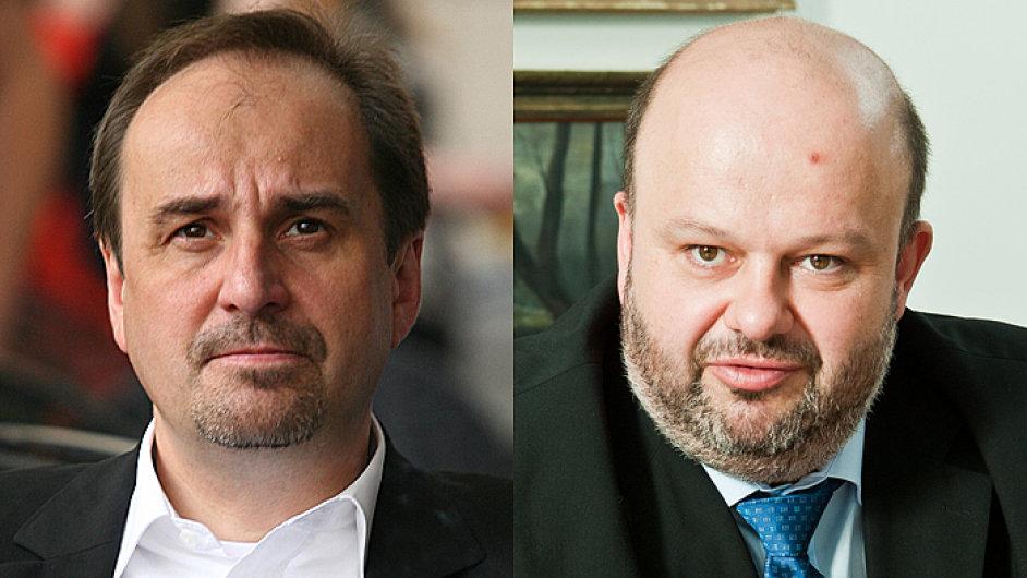 Ministři Jan Kohout a Martin Pecina vlastnili přes dva a půl roku firmu Permit