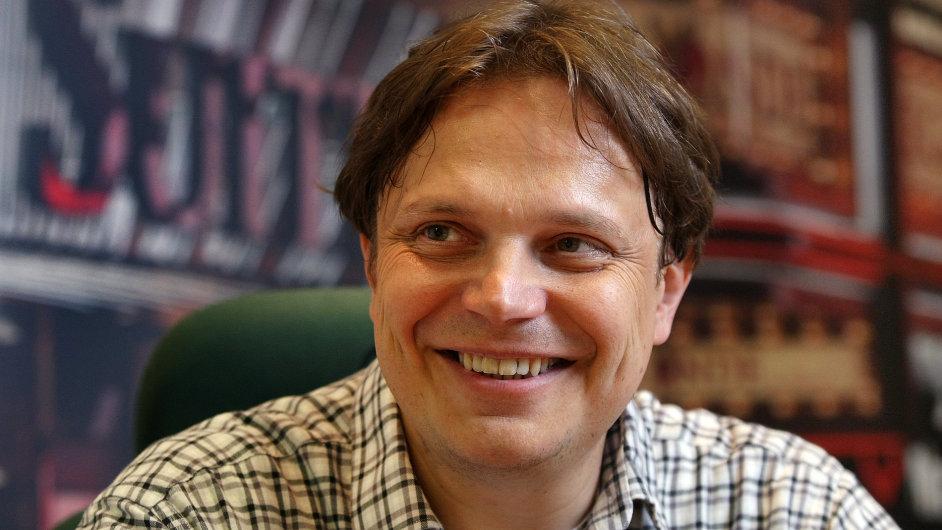 Pavel Kohout, ekonom a ředitel pro strategii společnosti Partners