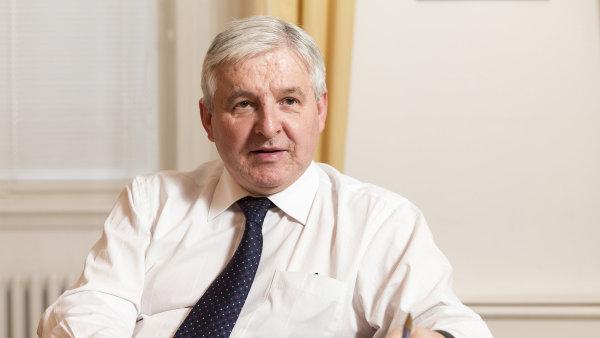 Podle Jiřího Rusnoka nemají banky motiv, aby manipulovaly se sazbou PRIBOR.