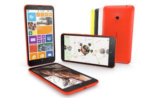 Nokia Lumia 1320: Obří Nokie není ani levná, ani skvělá, ale ve své kategorii nemá soupeře