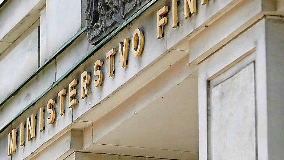 Ministerstvo financí chce odměny pro úředníky v dozorčích radách (ilustrační foto).