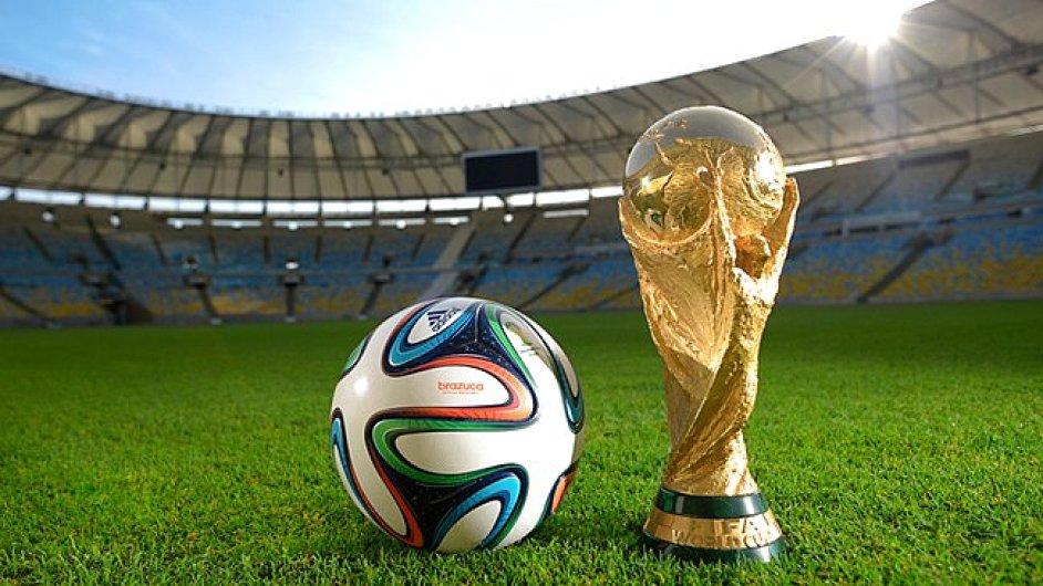 Mistrovství světa ve fotbale 2014 v Brazílii.
