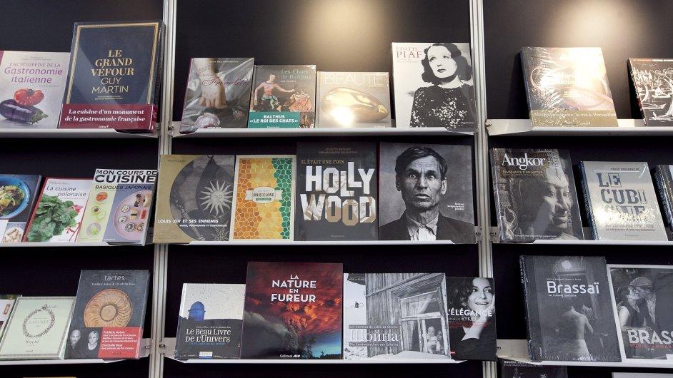 Snímky z prvního dne veletrhu Svět knihy, 15. května