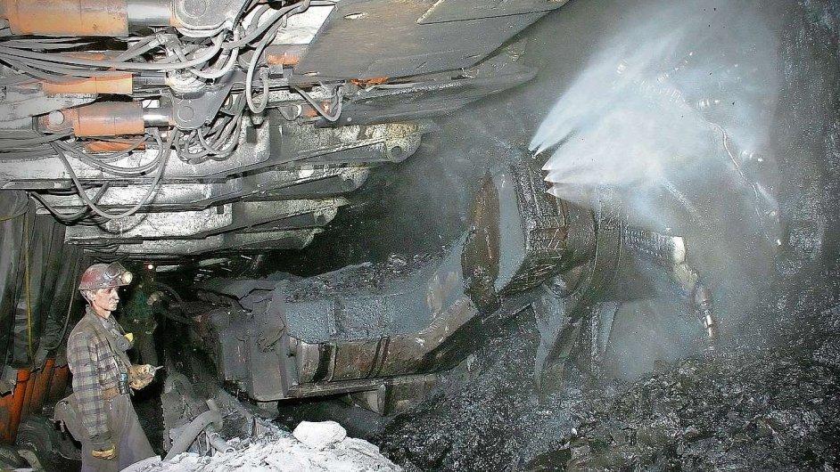 Společnost Jastrzebska Spólka Weglowa (snímek je z dolu Pniówek) je největším producentem koksovatelného uhlí v EU. Potýká se ale s obrovskými ztrátami.