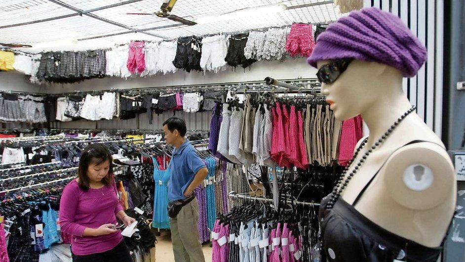Vietnamští obchodníci jsou jako zákazníci lákavou cílovou skupinou.