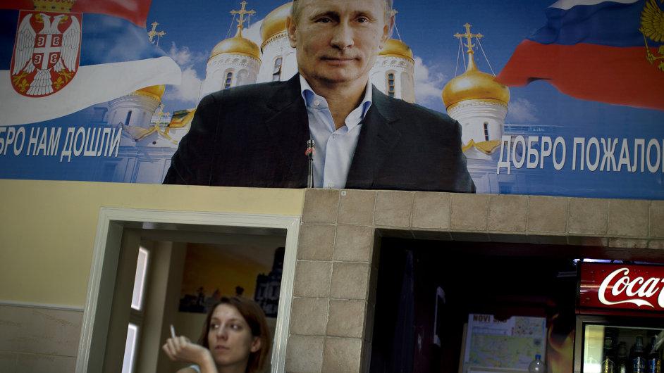 Rusko zvažuje uzavření vzdušného prostoru.
