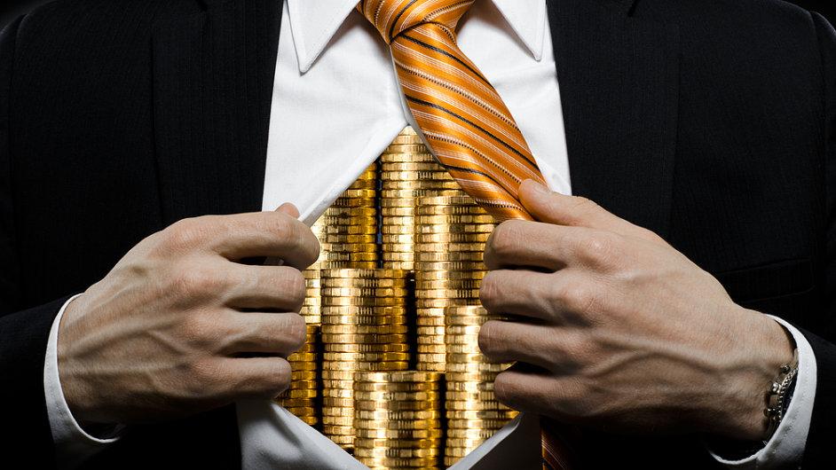 Bohatství - Ilustrační foto.