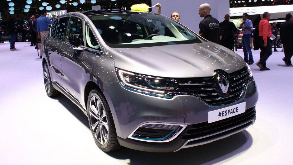Nový Renault Espace