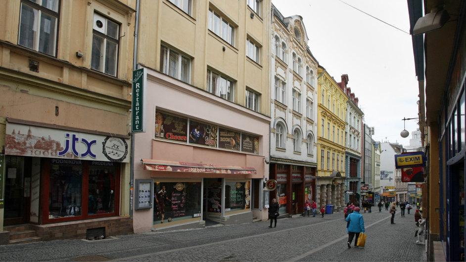 Ceny bytů v Libereckém kraji stále klesají