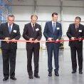 Otev�en� skladu Fresh Logistics v polsk�ch Gliwic�ch