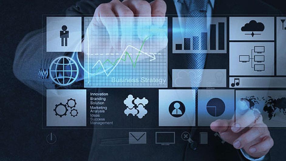 Iinformační a komunikační technologie se stávají důležitou součástí růstu a inovací.