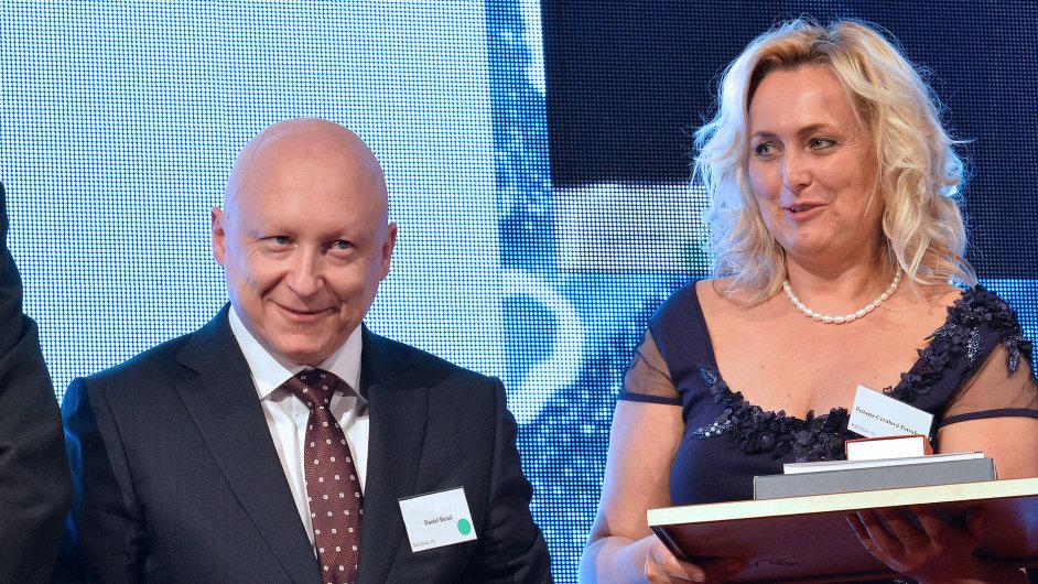 Manažerem roku 2014 se stal generální ředitel ČEZ Daniel Beneš.