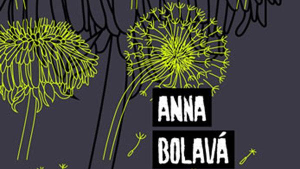 Obálka románové prvotiny Anny Bolavé.