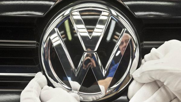 Americké ministerstvo spravedlnosti minulý týden podalo na Volkswagen civilní žalobu kvůli falšování emisí – ilustrační foto.