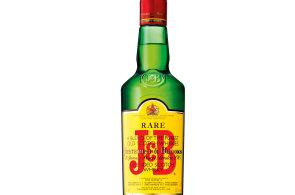 Skotská J&B Rare: Whisky s bohatou historií a plnou chutí
