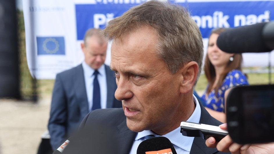 Olomoucký hejtman Jiří Rozbořil zveřejní informace o svém případu.