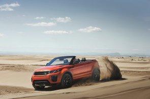 SUV jako kabriolet? Otevřený Range Rover Evoque bude už na jaře