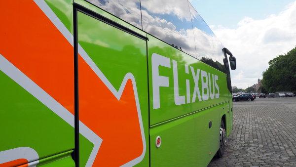 Flixbus chce z Prahy ud�lat p�epravn� uzel mezi v�chodem a z�padem.