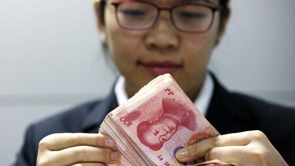 Peking p�edb�hl New York v po�tu miliard��� - ilustra�n� foto.
