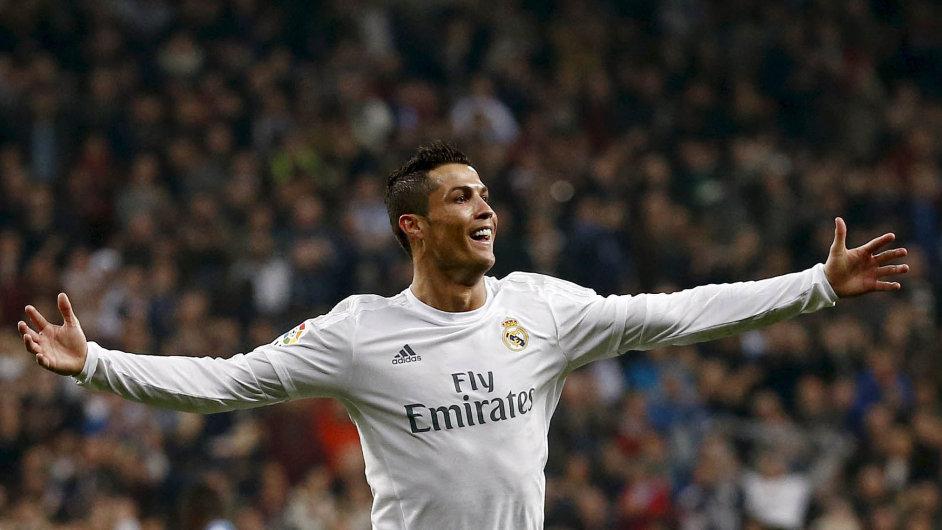Fotbalista Ronaldo bude k vidění na Digi TV podnikatele Lamicha.
