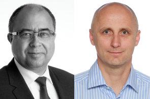 Ivan Duda a Ivo Škrabal členy představenstva Českomoravské záruční a rozvojové banky ČMZRB