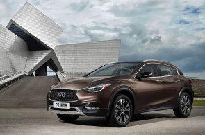 Prodej luxusn�ch aut Infiniti od Nissanu v �esku kon��, o modely konkuruj�c� BMW nebo Mercedesu nebyl z�jem