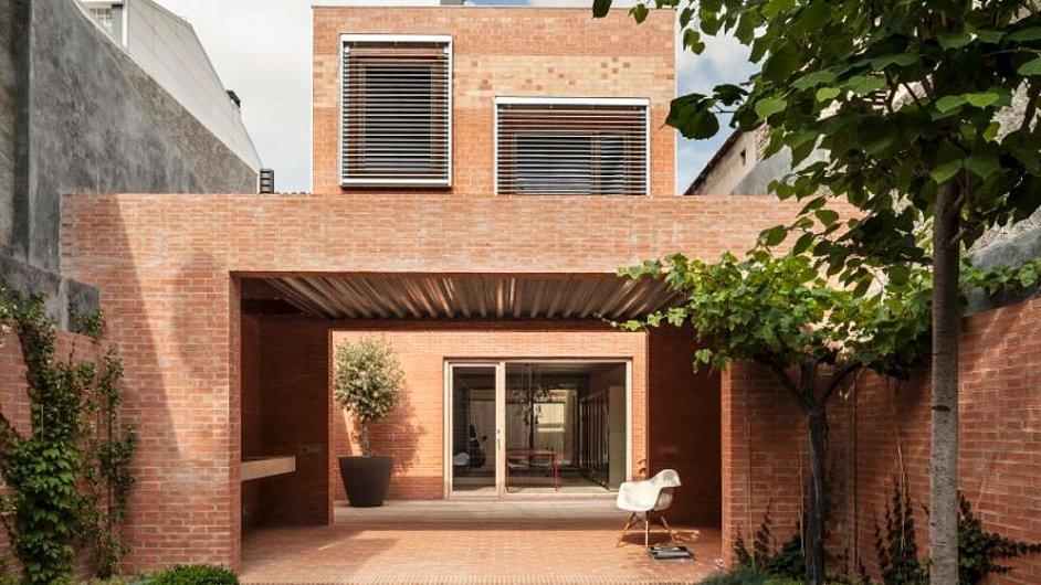 Wieneberger Brick Award, cihlové domy, architektura