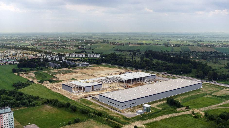 Průmyslová zóna v Lublinu je cílem téměř miliardové investice společnosti Accolade.