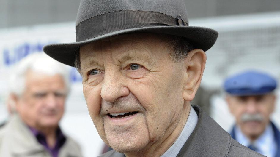 Milouš Jakeš, bývalý generální tajemník KSČ.