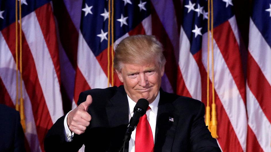 Donald Trump si závazky plynoucími zPařížské dohody vůbec hlavu neláme.