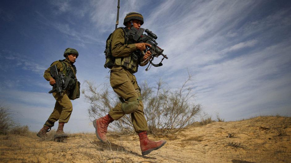Izraelská armáda čelila pokusu teroristů o sledování pohybu a aktivit mužstva.