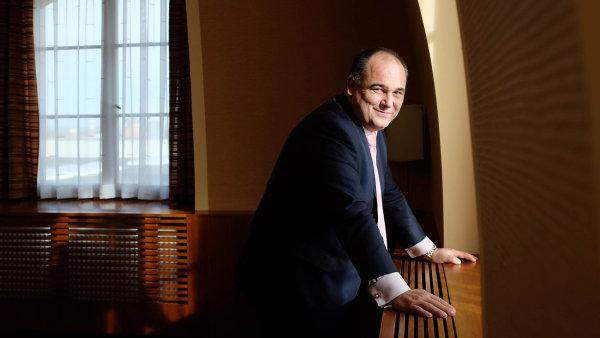 Místopředseda ČSSD a volební manažer strany Jan Birke