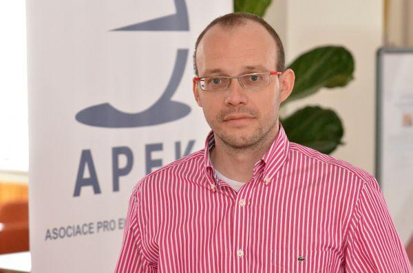 Šéf Asociace pro elektronickou komerci Jan Vetyška