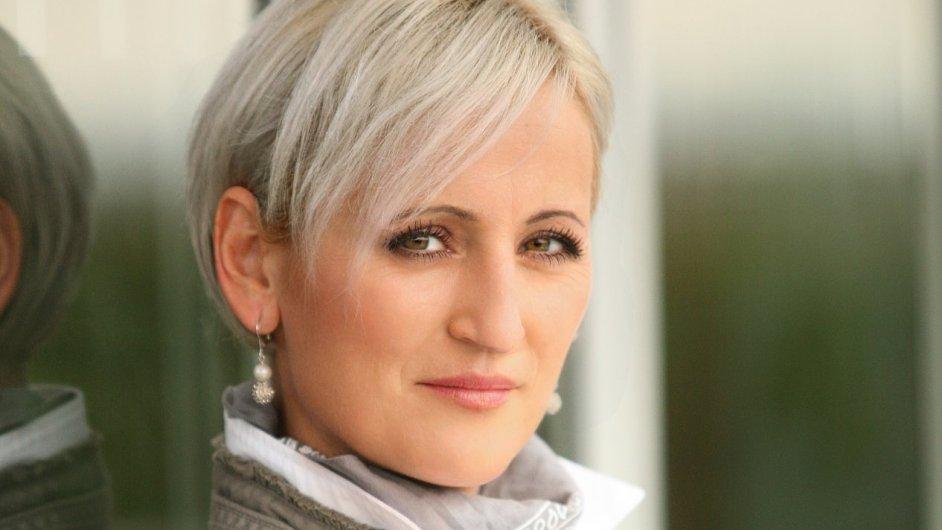 Patricie Šedivá ještě jako specialistka externí komunikace T-Mobile