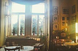 Zápisky protivného hosta: V ostravské Kavárně Daniel se čas zastavil za první republiky