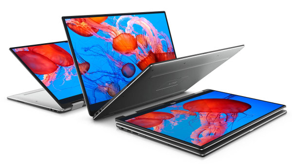 Hybridní notebook Dell XPS 13 Touch