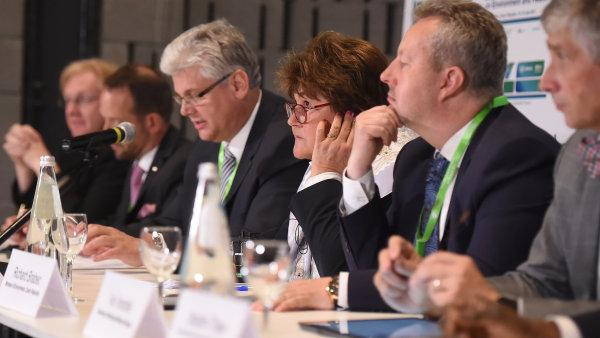 Ministerská konference Světové zdravotnické organizace (WHO) v Ostravě