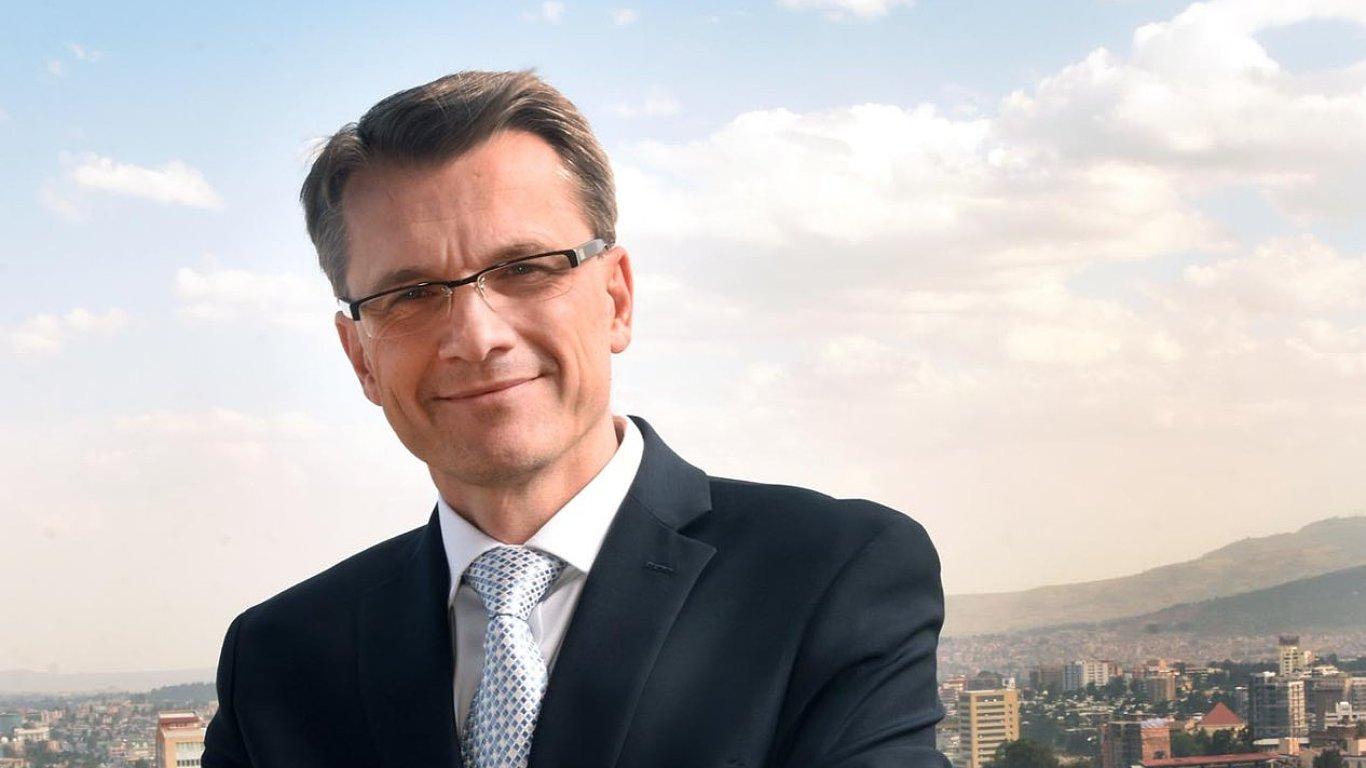 Funkci velvyslance České republiky vEtiopii zastává Karel Hejč již tři roky.