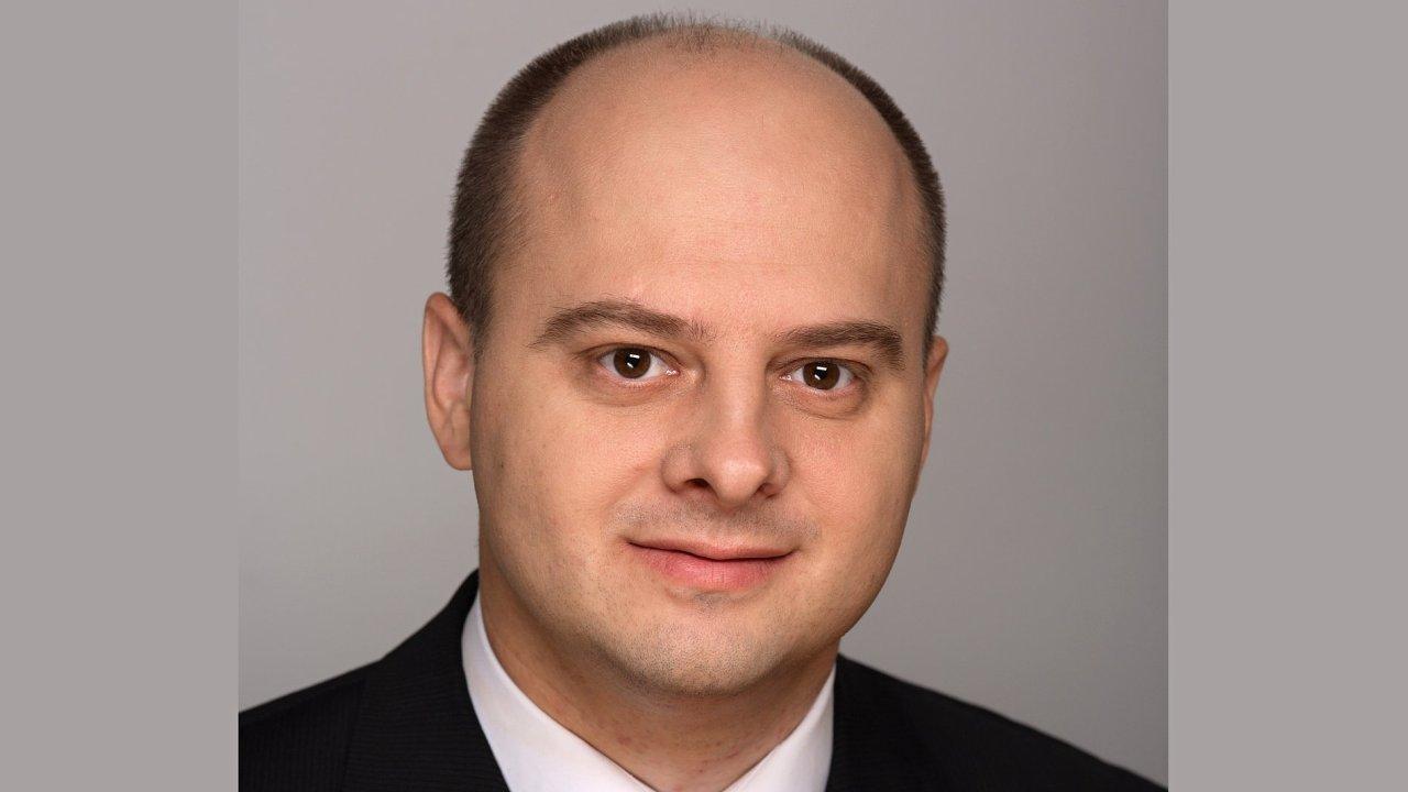 Martin Lanc, obchodní ředitel společnosti Xerox