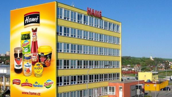 Hamé vyváží své výrobky do šestačtyřiceti zemí světa včetně Mongolska či USA.