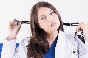 Lékař, odborný specialista, ilustrační foto