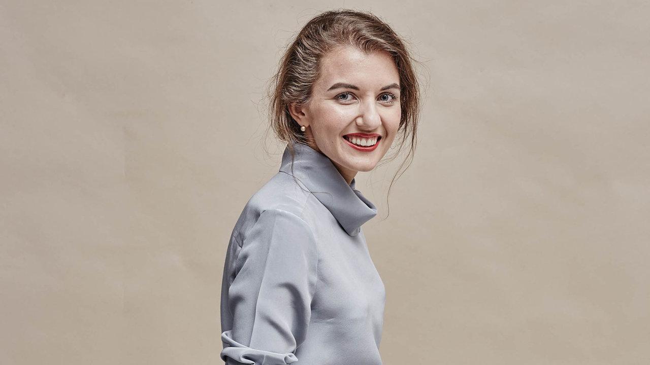 Marie Havlíčková, šéfka Slevomatu.